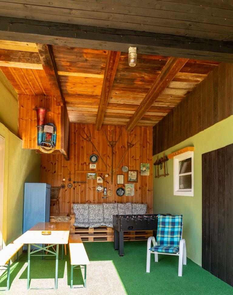 Bauernstube – Ferienwohnungen Moitz