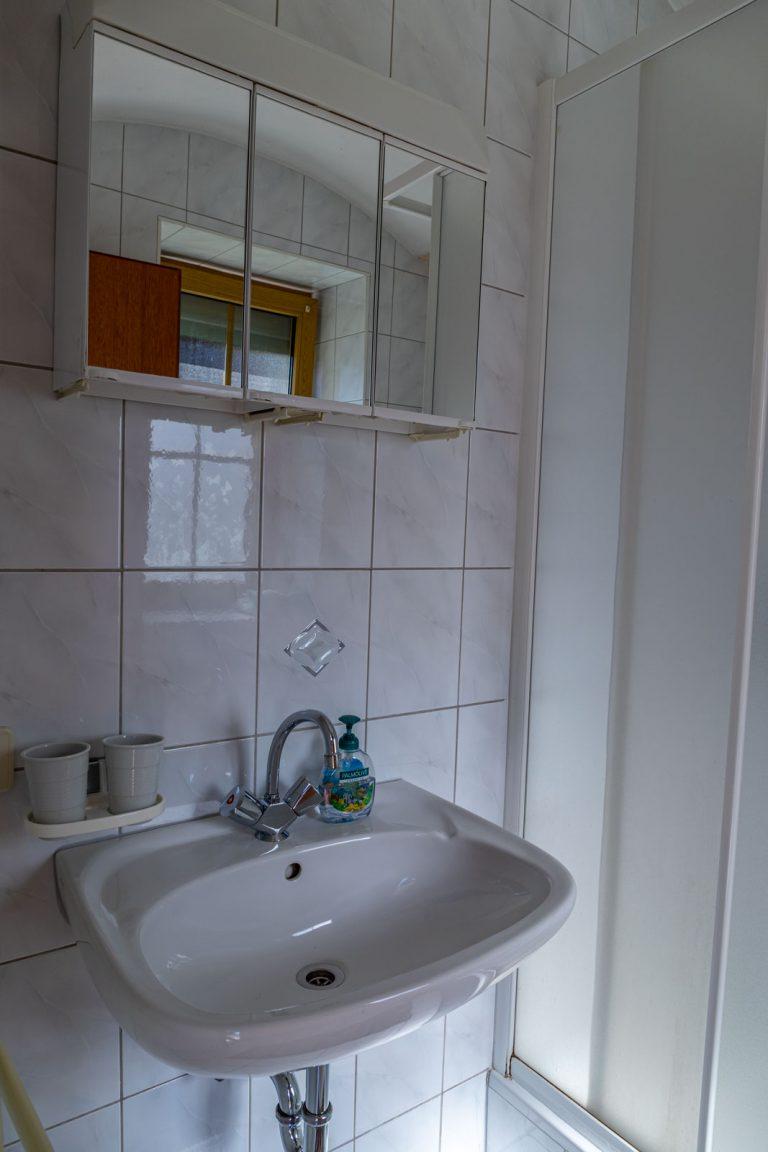 Badezimmer – Ferienwohnungen Moitz