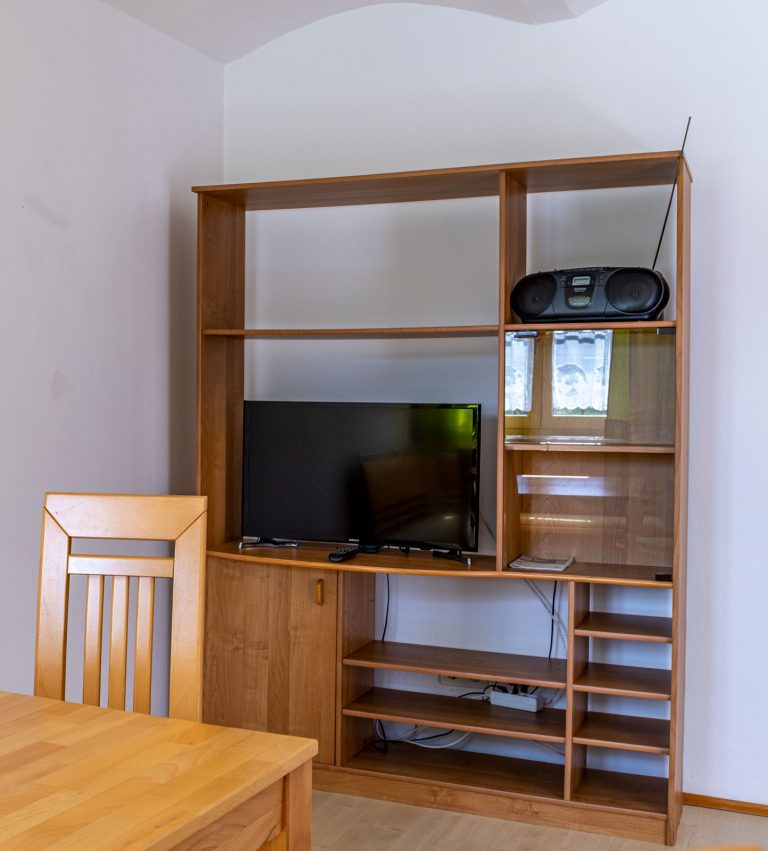 Wohnzimmer – Ferienwohnungen Moitz