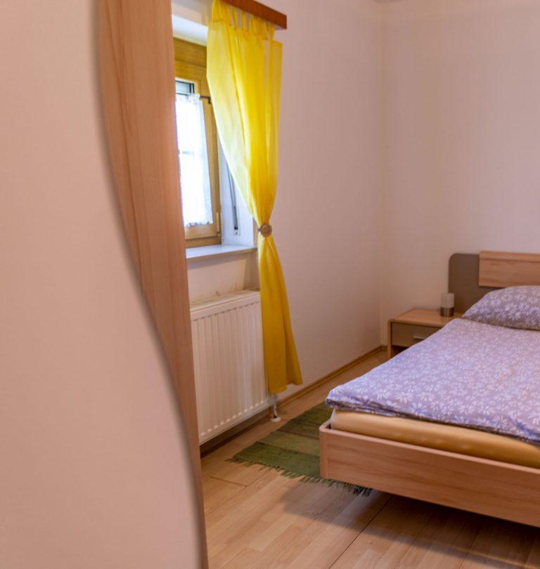 Schlafzimmer – Ferienwohnungen Moitz