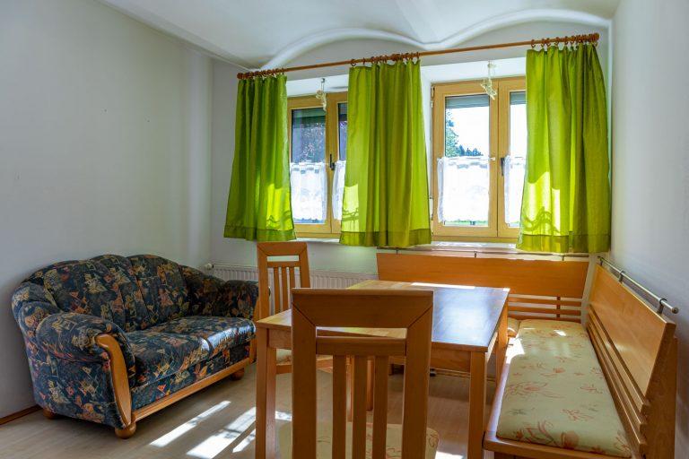 Wohnraum – Ferienwohnungen Moitz